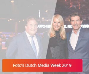 DMW in Beeld - Fotos Dutch Media Week 2019