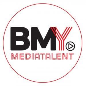 BMY Mediatalent logo